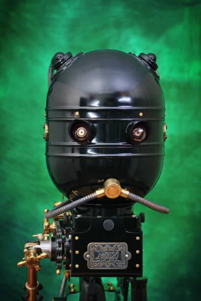 Roboterkopf – Foto