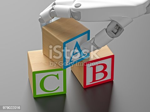 istock Robot learning 979022016