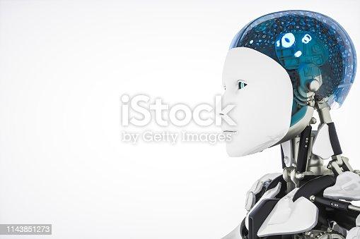 istock AI Robot 1143851273