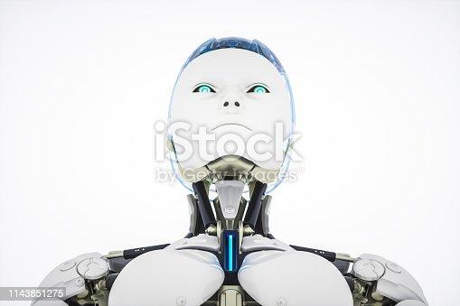 istock AI Robot 1143851275