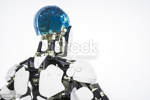 istock AI Robot 1143851810
