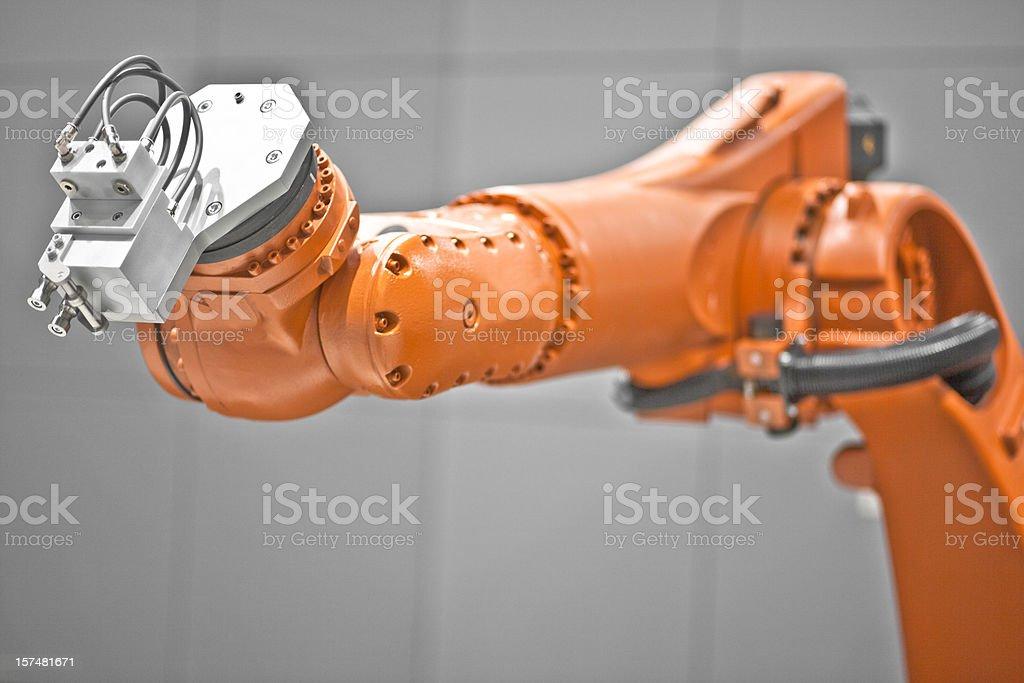 Robot royalty-free stock photo