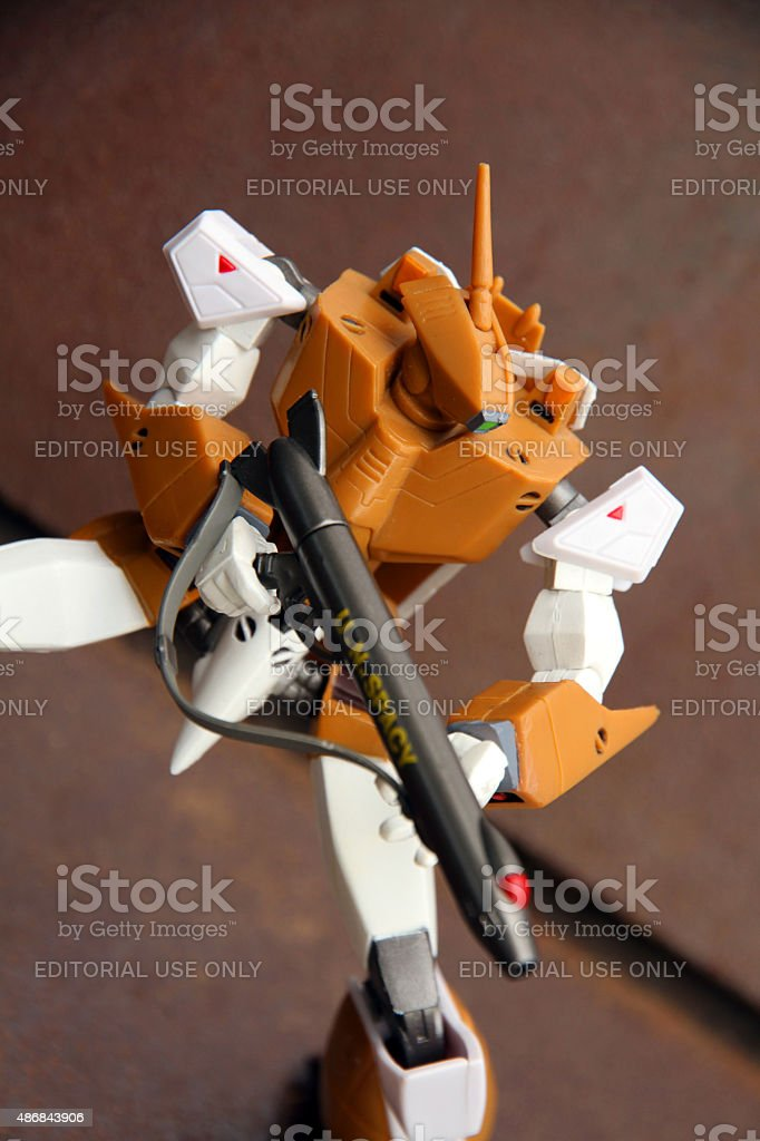 Robot Wars stock photo
