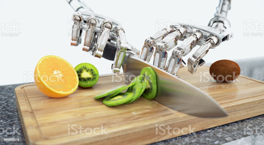 Robotic koken foto