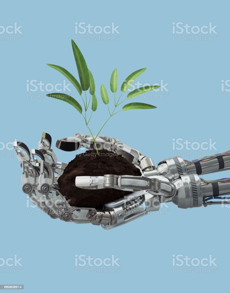 Robotic leven foto