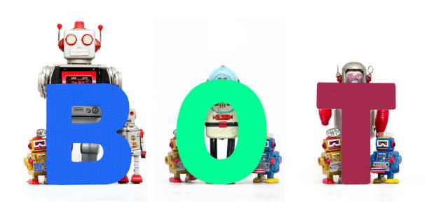 bot roboter - converse taylor stock-fotos und bilder