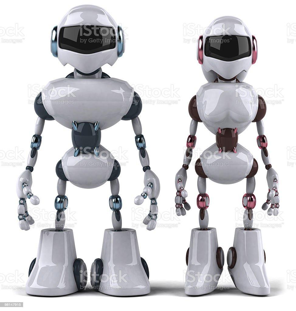 로봇 royalty-free 스톡 사진