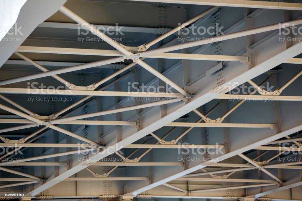 Estructura De Soporte Metálica Robusta Foto De Stock Y Más