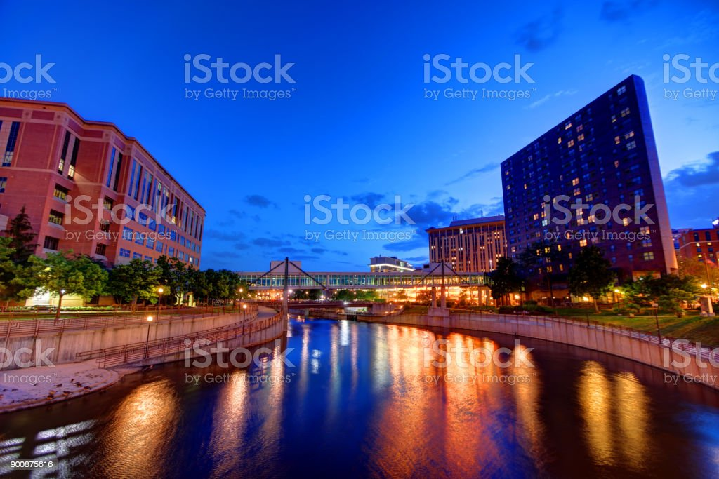 Rochester, Minnesota royalty-free stock photo