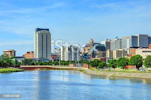istock Rochester, Minnesota Waterfront 1255107031