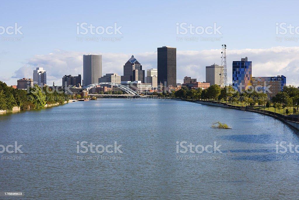 Rochester, New York royalty-free stock photo