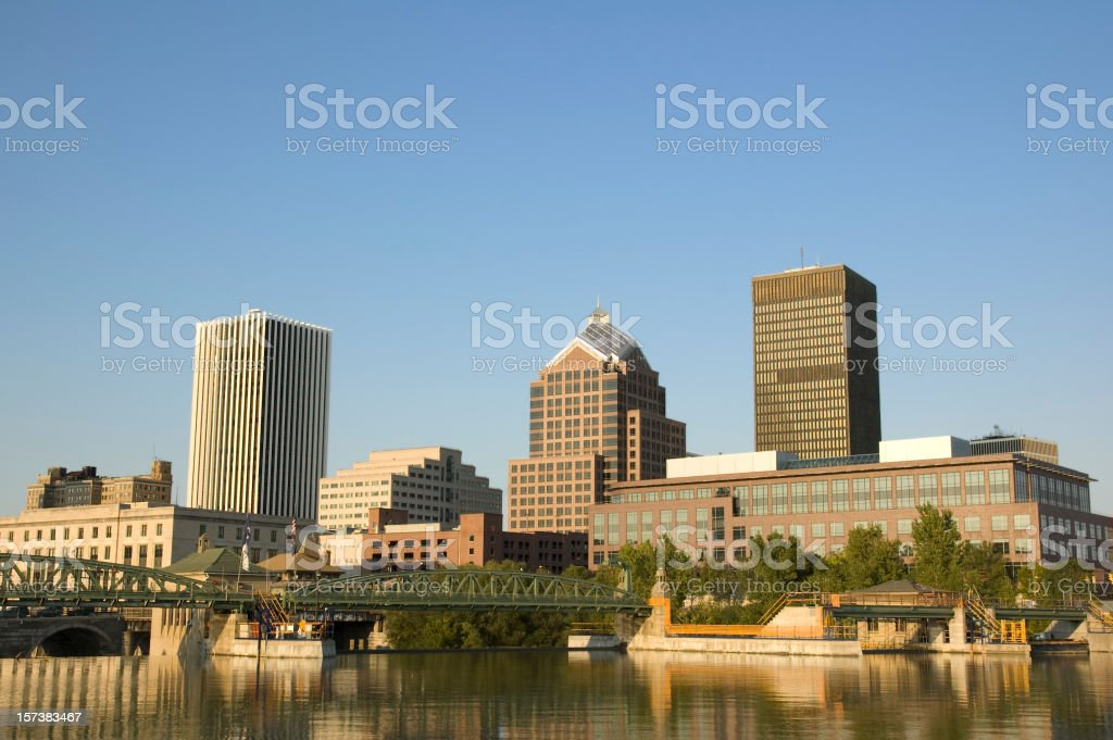 Rochester, NY royalty-free stock photo