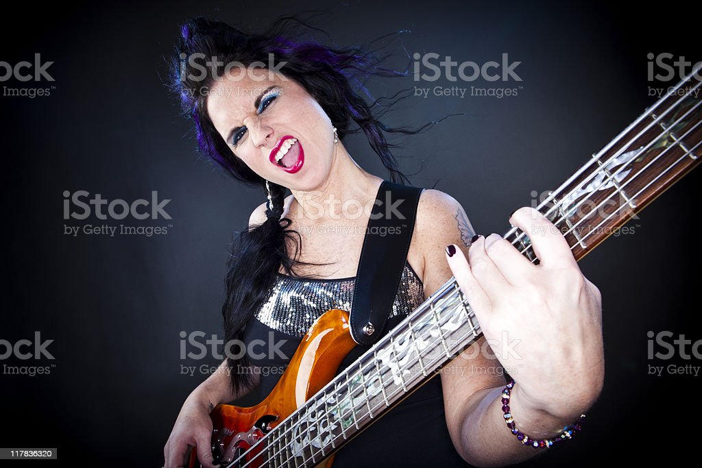 Rock and Roll! royalty-free stock photo