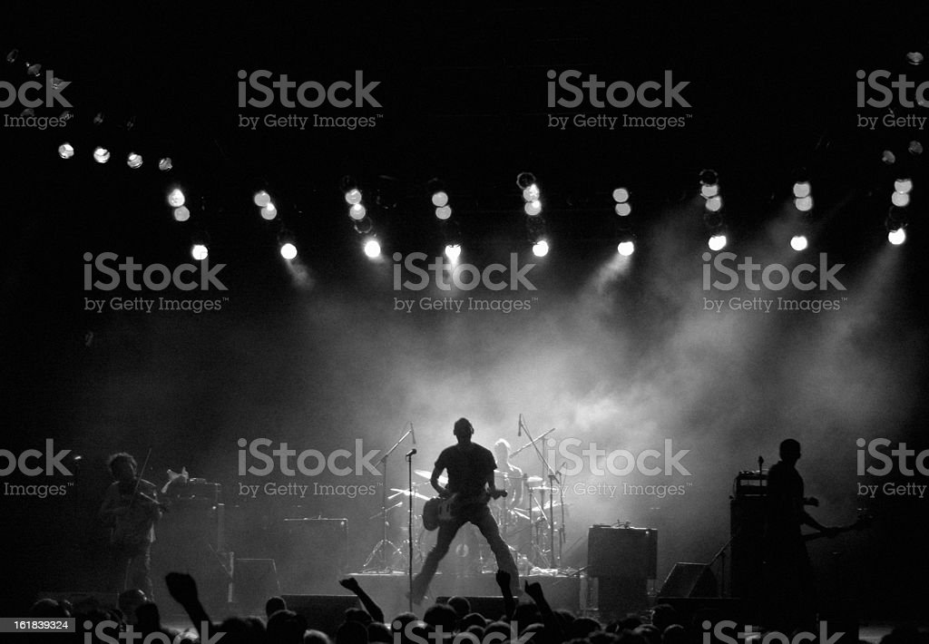 Rock and Roll - foto de stock