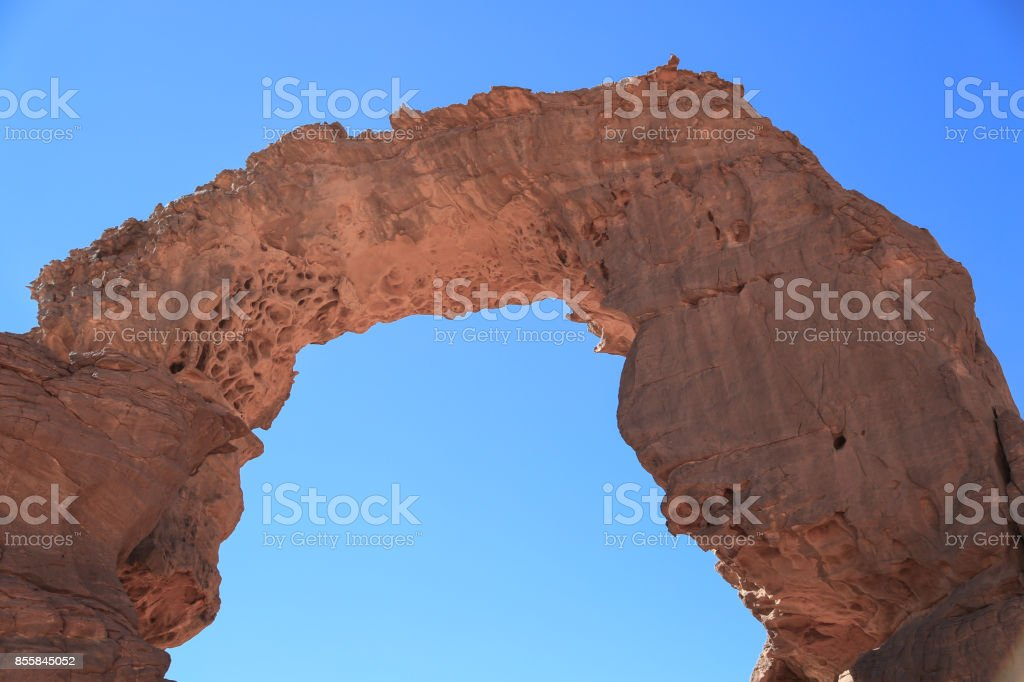 Rock Arches stock photo