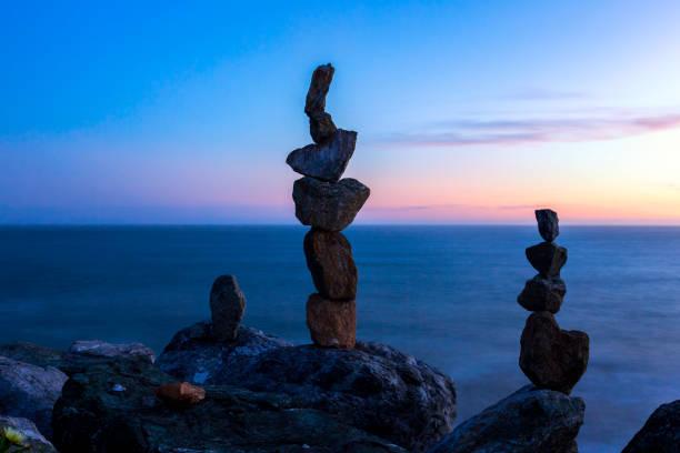 Rock Art stock photo