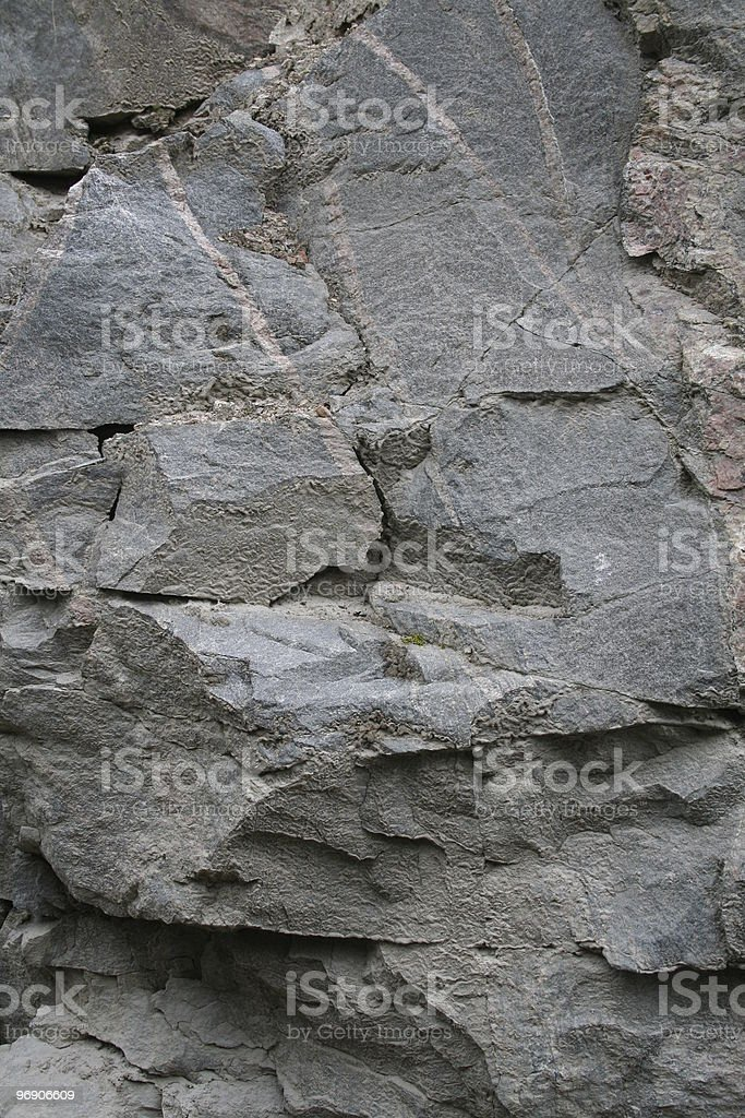 Rock background (Fond rocailleux) royalty-free stock photo
