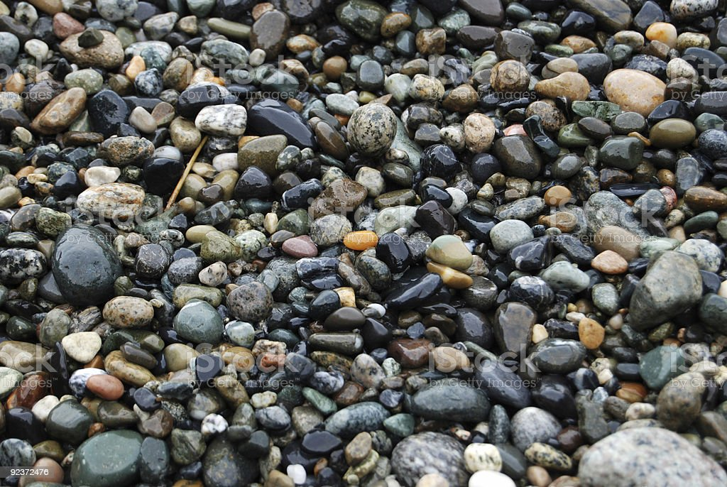 Rock Beach Lizenzfreies stock-foto
