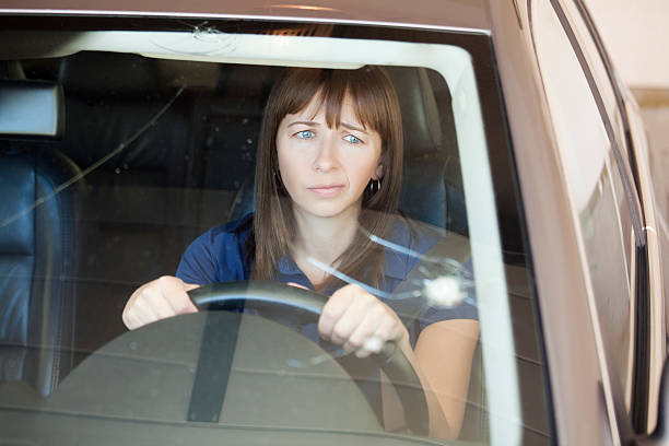 rock chip - impaired driving stock photos and pictures