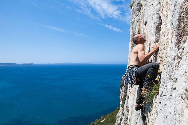 Cube: Naked Rock Climbing Club