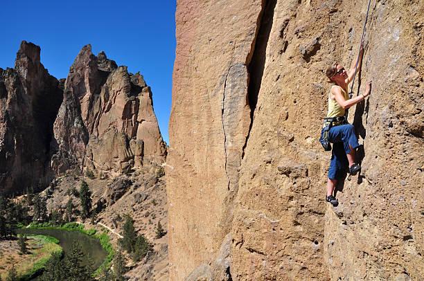 Klettern, Oregon – Foto