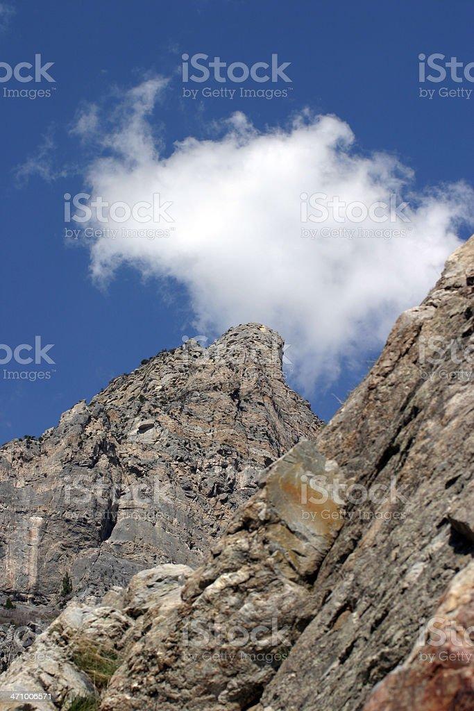 USM - Rock Climbing stock photo