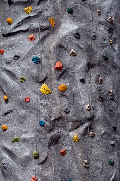 Rock-Kletterwand – Foto