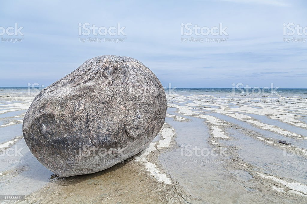 Rock Closeup royalty-free stock photo