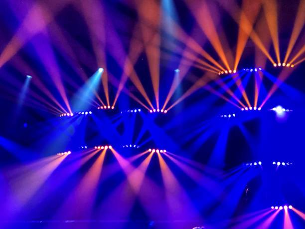 Rockkonzert licht – Foto
