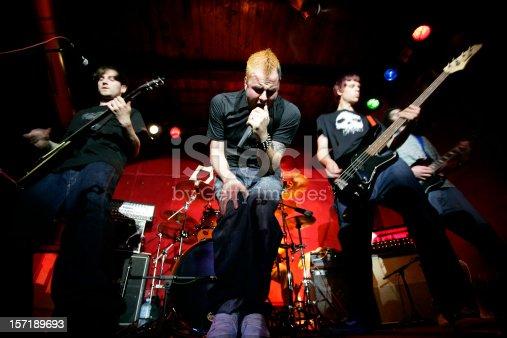 istock Rock concert 157189693