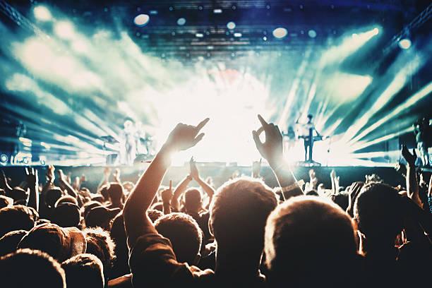 concert de Rock.   - Photo