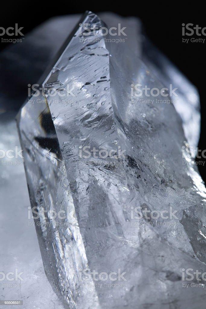 Rock Crystal royalty-free stock photo