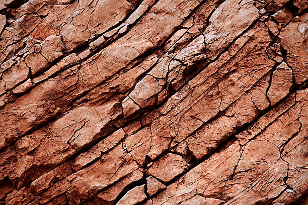 Rock Detail stock photo