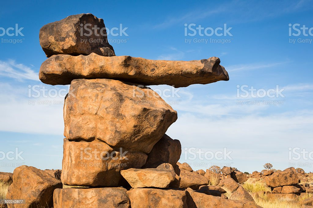 Rock Formation stock photo