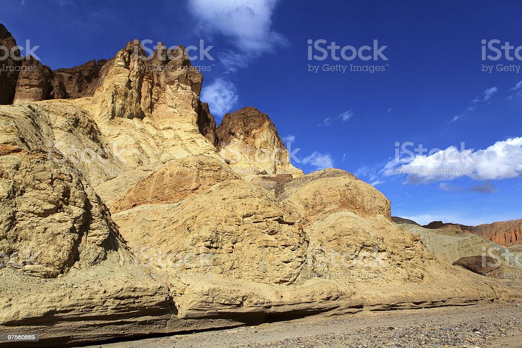 Rock formation royalty-free stock photo