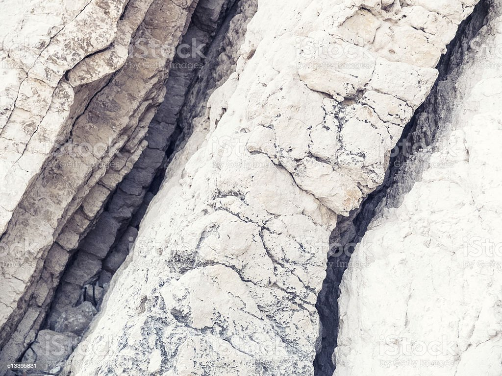 Rock Formation - Texture stock photo