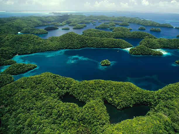 Rock Islands & Qualle Lake, Palau – Foto