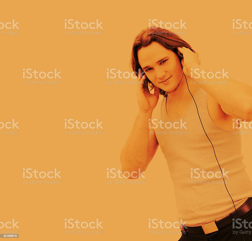 Rock Music royalty-free stock photo