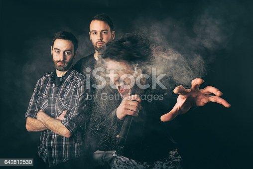 istock Rock Musicians Portrait 642812530