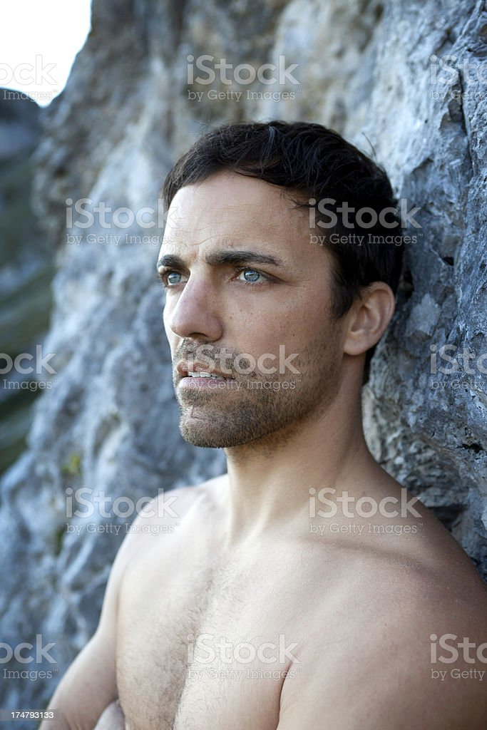 Rock 'n Rest royalty-free stock photo