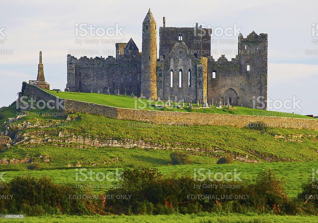Rock of Cashel - Ireland stock photo