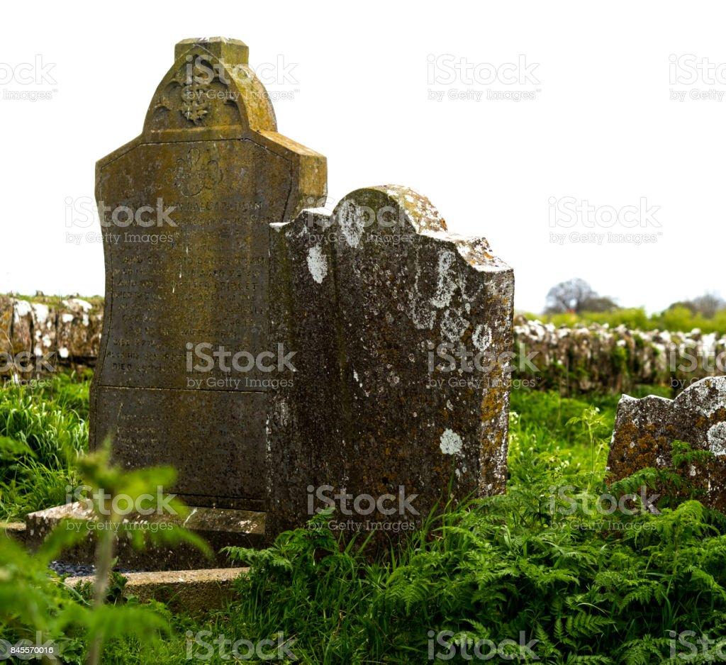 Rock of Cashel, Ireland stock photo