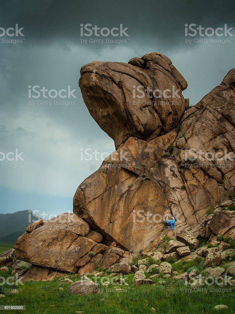 Rock  foto stock royalty-free
