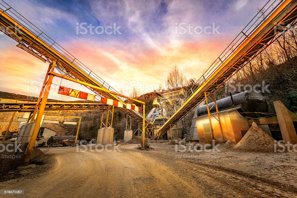 rock-quarry – Foto