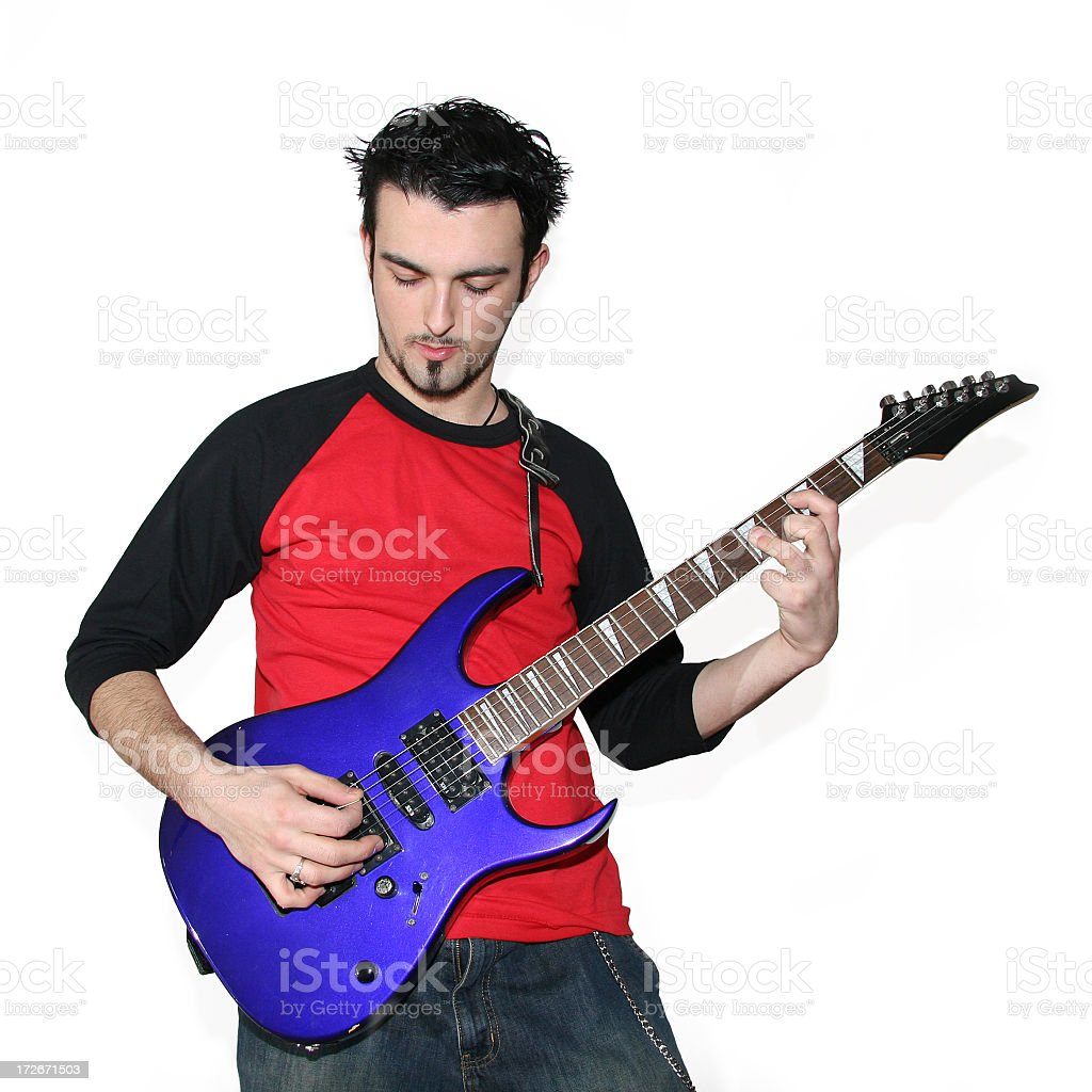 Rock & Roll - 03 stock photo