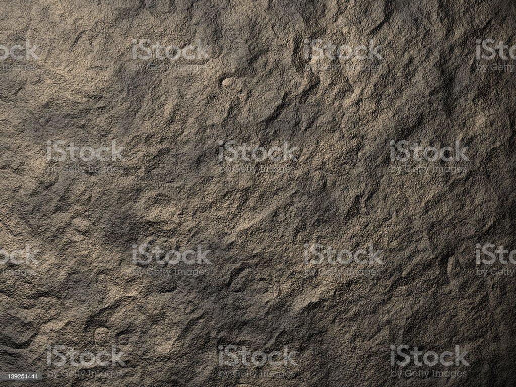 Rock Slab royalty-free stock photo