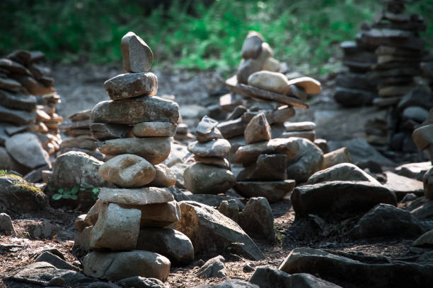 Rock Stack: stock photo