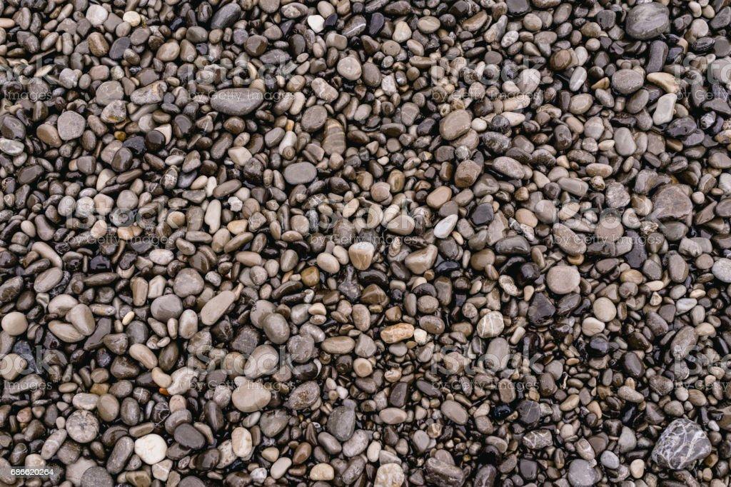 rock stone coastal shore texture as background photo libre de droits