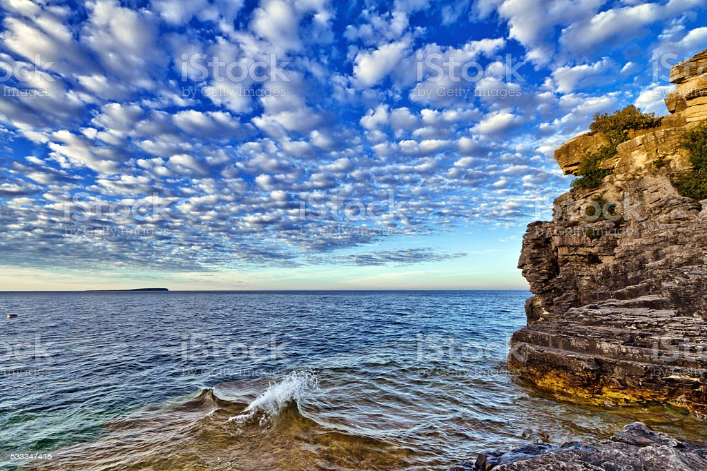 Rock Structure stock photo