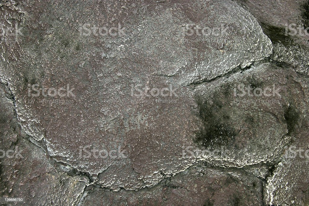 Rock texture royalty-free stock photo